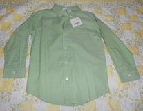 Boys Janie and Jack long sleeve Spring shirt size 5T NWT in Ramstein, Germany