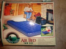 TWIN-SIZE AIR BED in Sugar Grove, Illinois