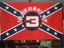 In Memory of Earnhardt Flag in Colorado Springs, Colorado