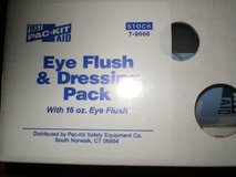 Eye Flush & Dressing Kit in Warner Robins, Georgia