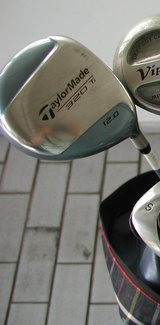 Lady's TaylorMade Driver 320 Ti 12.0 LITE L-60 in Ramstein, Germany